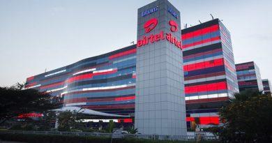 Airtel Records $3.91bn Revenue In Q1 of 2021