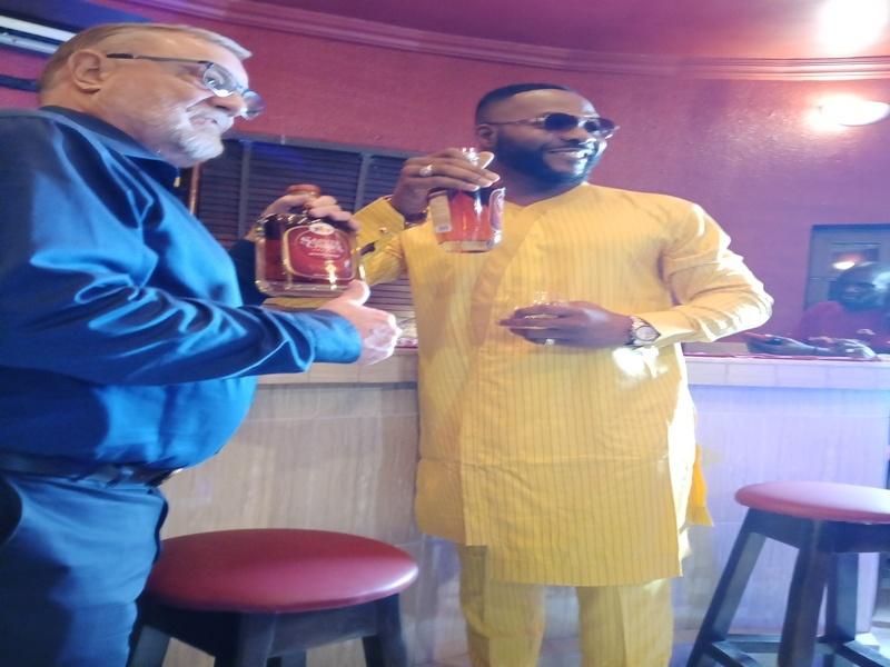 Bolanle Ninalowo Unveiled As Brand Ambassador As  Punch Marketing Brings French Cognac Heritage to Nigeria
