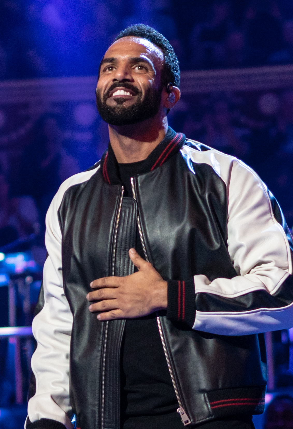 Craig David at The Queens Birthday Party cropped 1 1