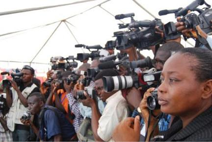 African Journalists 1
