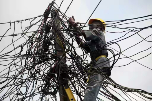 eletricity worker