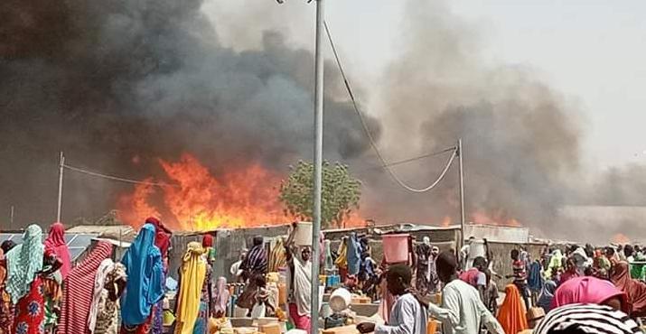 IDP Fire