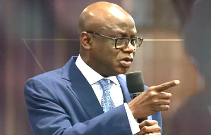 Pastor Tunde Bakare