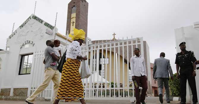 nigeria church