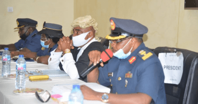 Air Force Officer Bags 21 Years Imprisonment Over Fraud
