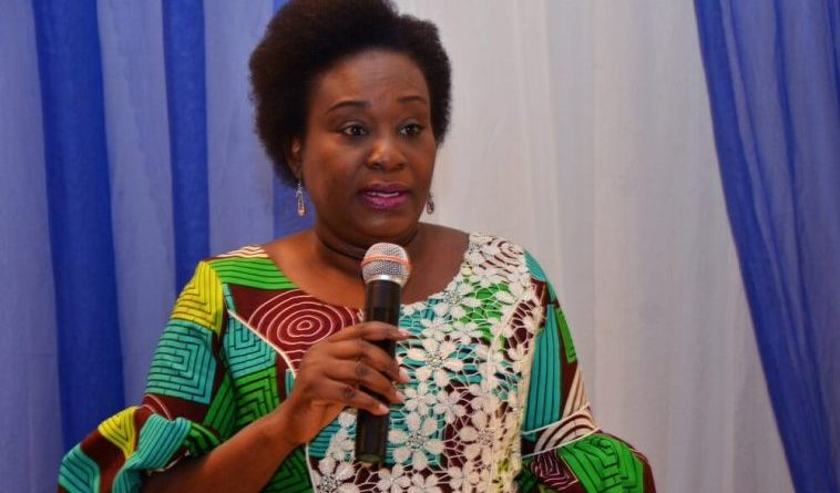Dr Folasade Yemi–Esan Head of the Civil Service of the Federation HOCSF