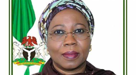 Minister of State for Industry Trade and Investment Mariam Katagum