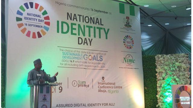 Nigerias National Identity Day