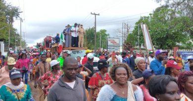 Obaseki victory parade