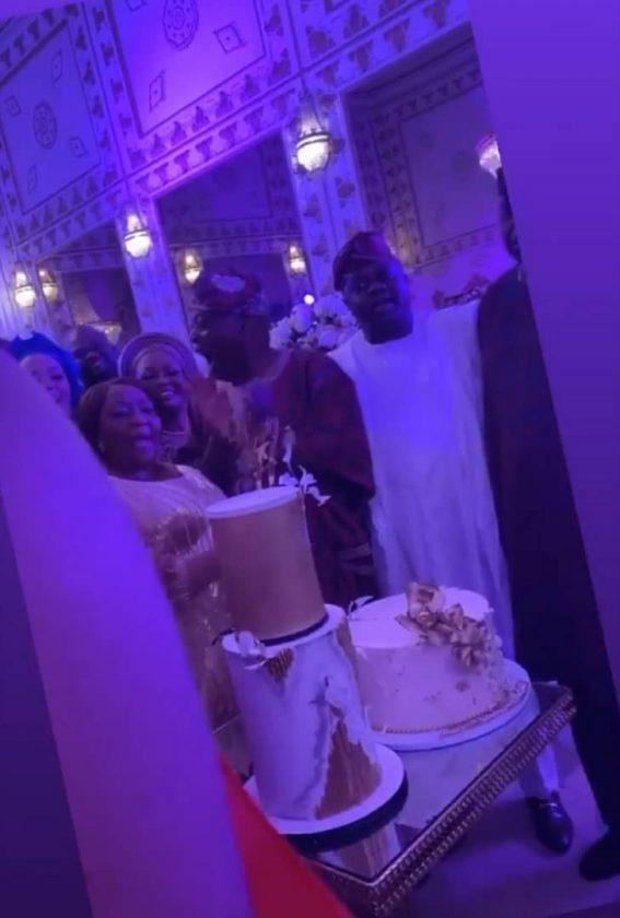 Rasaq Okoya throws birthday bash for first wife Kuburat2