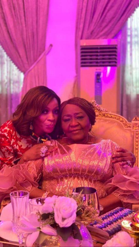 Rasaq Okoya throws birthday bash for first wife Kuburat6
