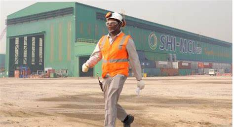 Samsung Heavy Industries Nigeria Limited SHIN