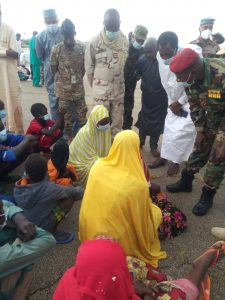 Troops rescue 12 hostages from Boko Haram in Lake Chad