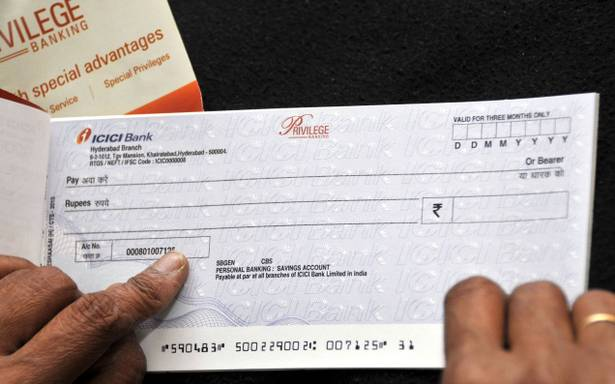 Banks Introduce New Cheque Books