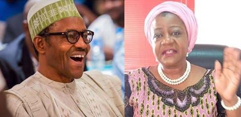 Onochie and Buhari