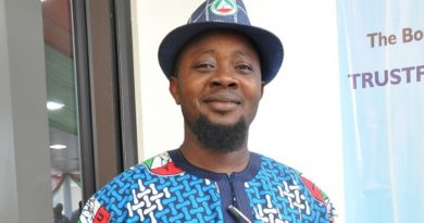 TUC President Quadri Olaleye