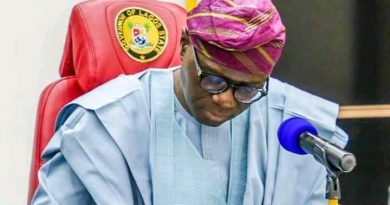 Sanwo-Olu Signs Four New Laws, Approves 21-Year Jail Term For Cultists In Lagos