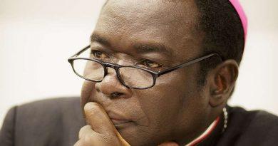 Bishop Matthew Hassan Kukah Credit ACN James Nicholls CNA 4 28 16