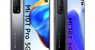 Mi 10T Series a trio of smartphones