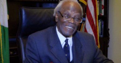 Nigerian Ambassador to US dies