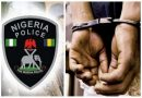 Police Nab Man for Violating 60-Year-Old Woman