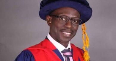 Prof Damola Oke
