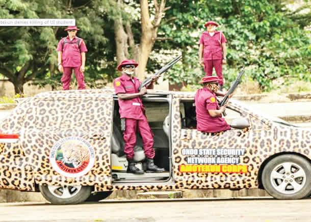 Tension In Oyo As Amotekun Attacks Fulani Settlement 2