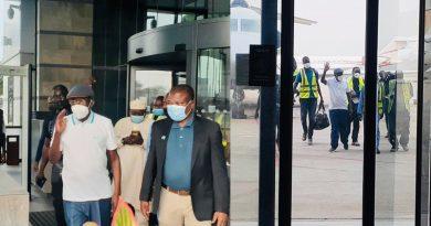 Tinubu Returns To Nigeria 4