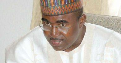 Brig. Gen. Buba Marwa