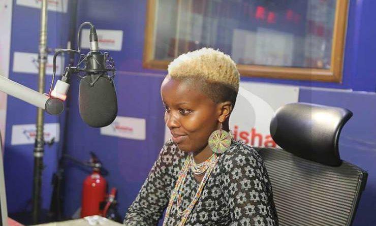 Cecilia Wambui snake sleeper