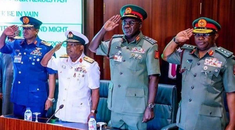 Ex Service Chiefs Nomination As Ambassadors