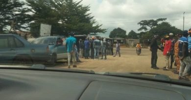 Father son invaded school in Osun beats up school principal