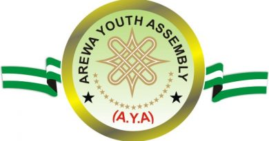 Arewa Youth Assembly AYA