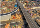 Ambode Absent As Tinubu, Sanwo-Olu Commission Agege-Pen Cinema Bridge