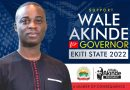 Ekiti 2022: Making A Case For A New Face With New Ideas In State Governance