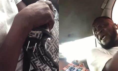Nigerian Lady Recounts How Man Masturbating In Transit Beat Her