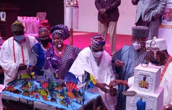 Obasanjo At 84