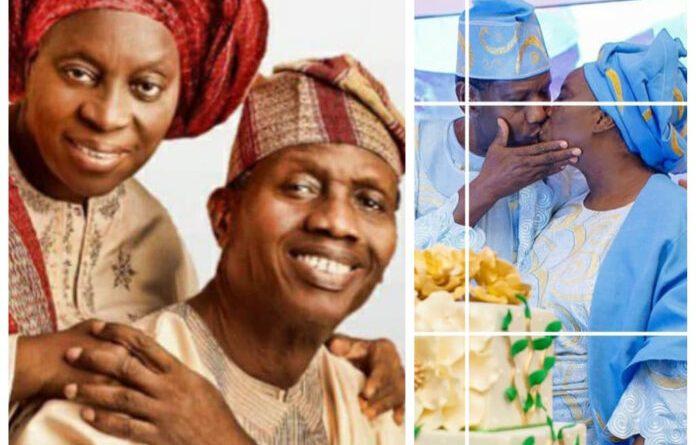 Pastor Mrs Foluke Adeboye wife of Pastor Enoch Adeboye
