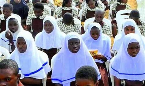 hijab students