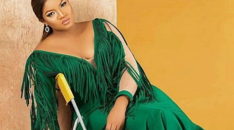 Actress Omotola