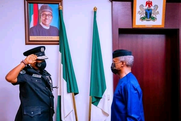 I'll Improve The Police, Our Best Has Not Been Good Enough –New IGP Says