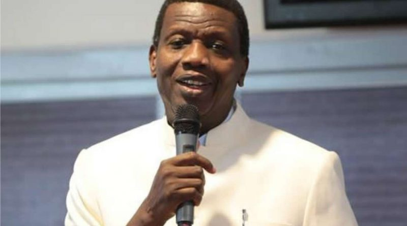 Pastor Enoch Adeboye 2