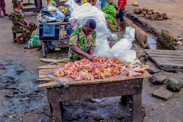 Unhealthy abattoirs in Nigeria