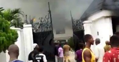gunmen attack imo gov house