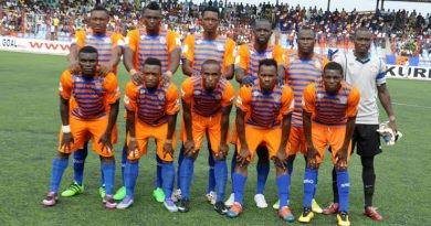 Collapsed Sunshine Player Discharged From LASUTH