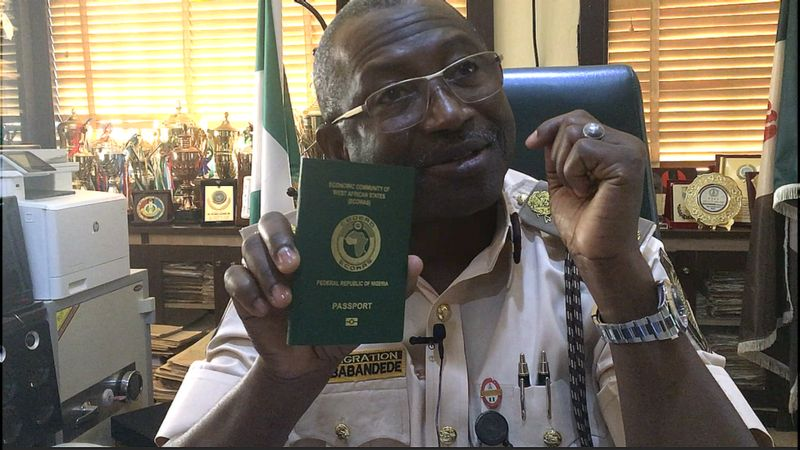 Immigration Suspends Requests For Passport Booklets For 2 Weeks