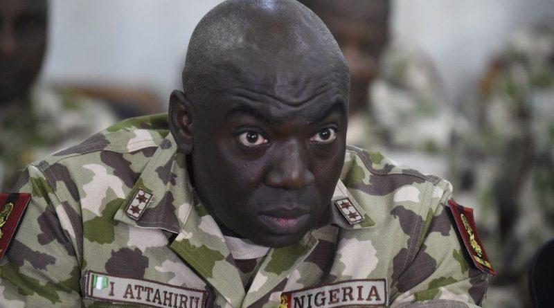 Major General I. Attahiru