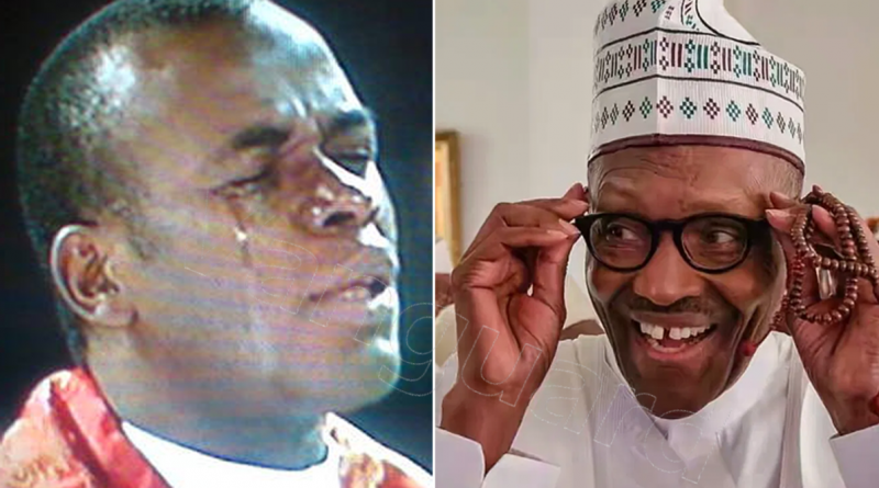 You're Crying Because Buhari Refused To Give You Contracts, Presidency Blasts Mbaka
