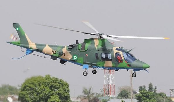 Nigerian Air Force helipad1