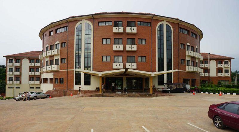 Obasanjo Presidential Library 1
